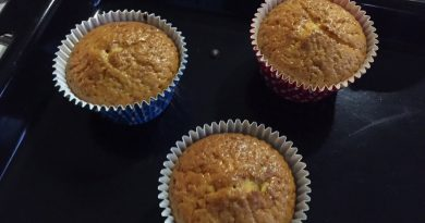 Cupcakes al mandarino