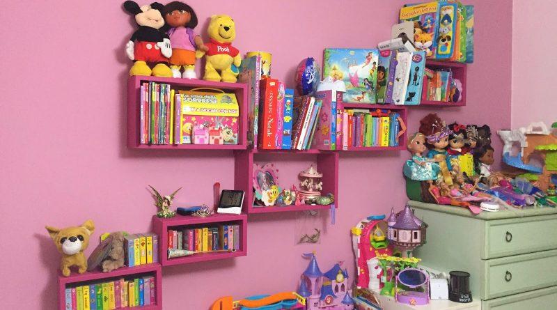 Idee per cameretta bambini scelta colori pareti e for Idee arredo cameretta