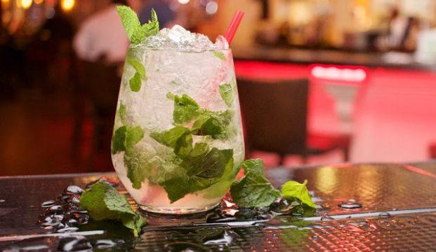 Cocktail analcolico alla menta