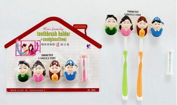 appendi spazzolino da denti