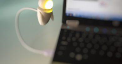 Lampada Led USB