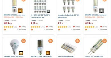 Lampadine LED in offerta
