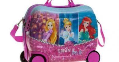 valigia cavalcabile principesse