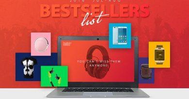 Bestsellers List Gearbest