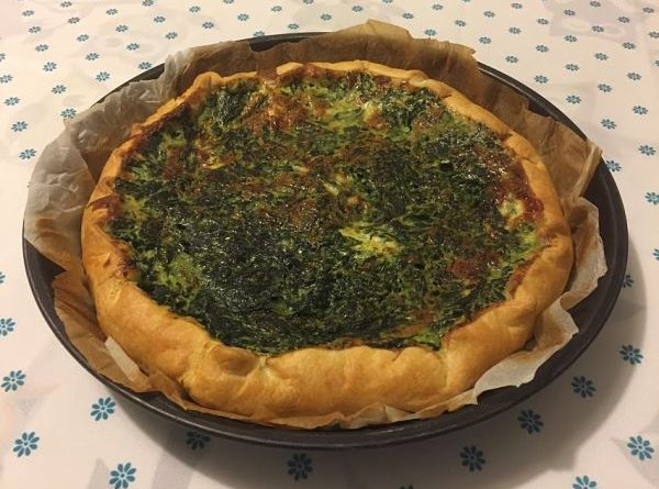 Quiche agli spinaci