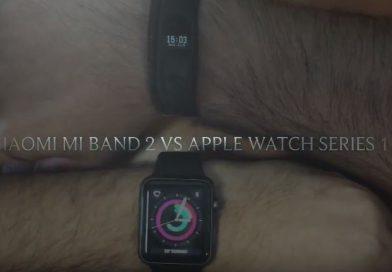 xiaomi mi band 2 apple watch