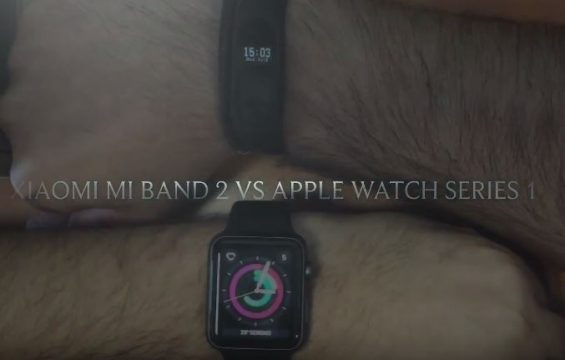 xiaomi mi band 2 apple watch