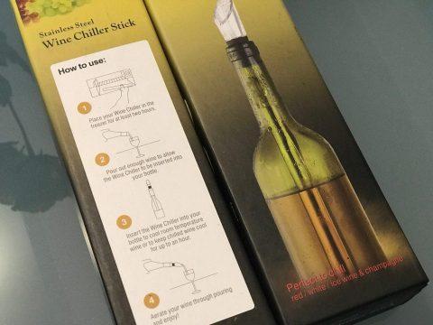 tappo refrigerante vino