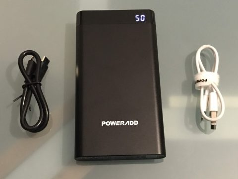 Powerbank con LED